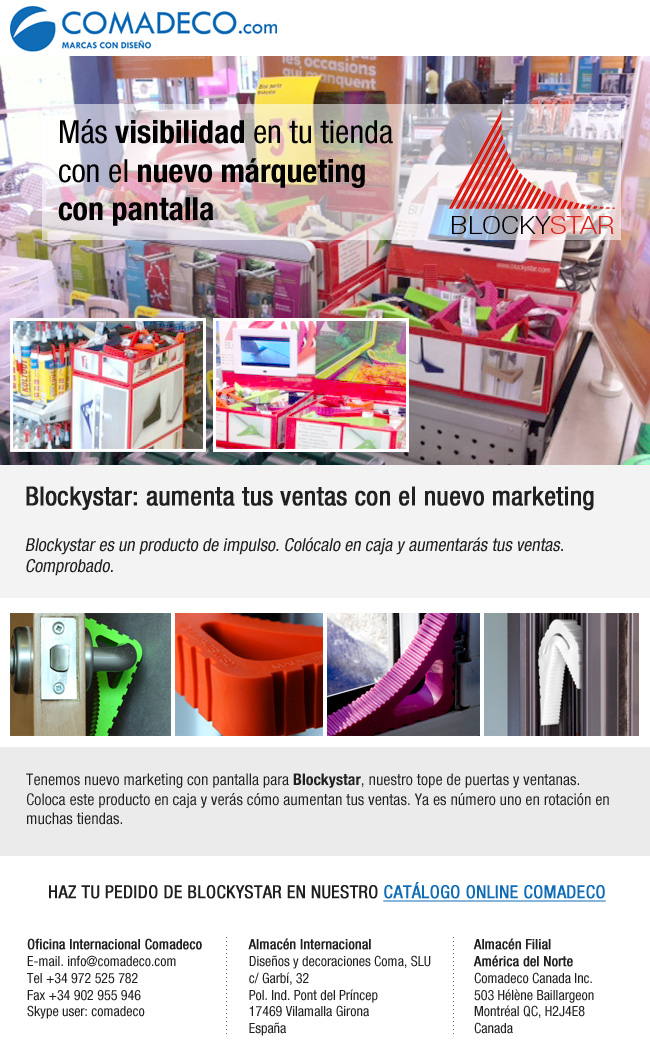 Blockystar: nuevo márqueting