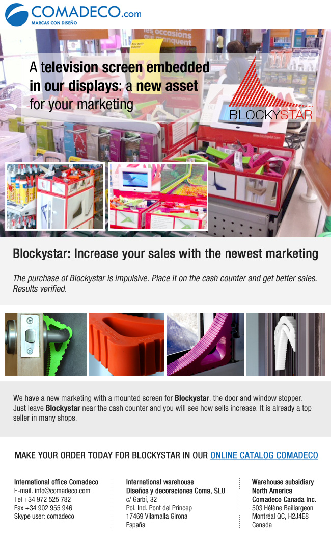 Blockystar: new marketing