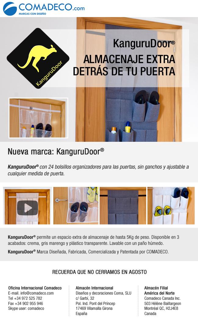 Nueva marca: KanguruDoor