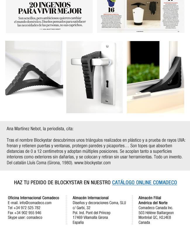 Blockystar en El Dominical de El País