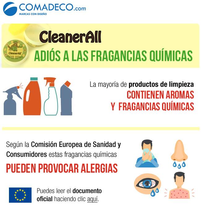 Adiós a las alergias con CleanerAll