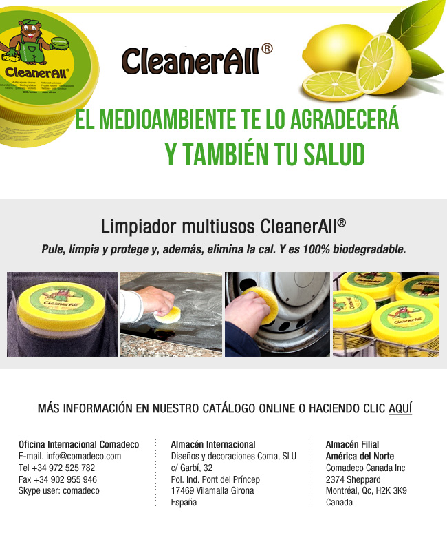 CleanerAll: vegano y ecológico