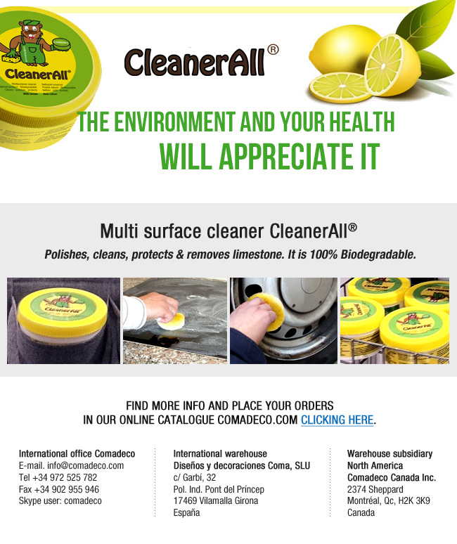CleanerAll: Vegan and ecological