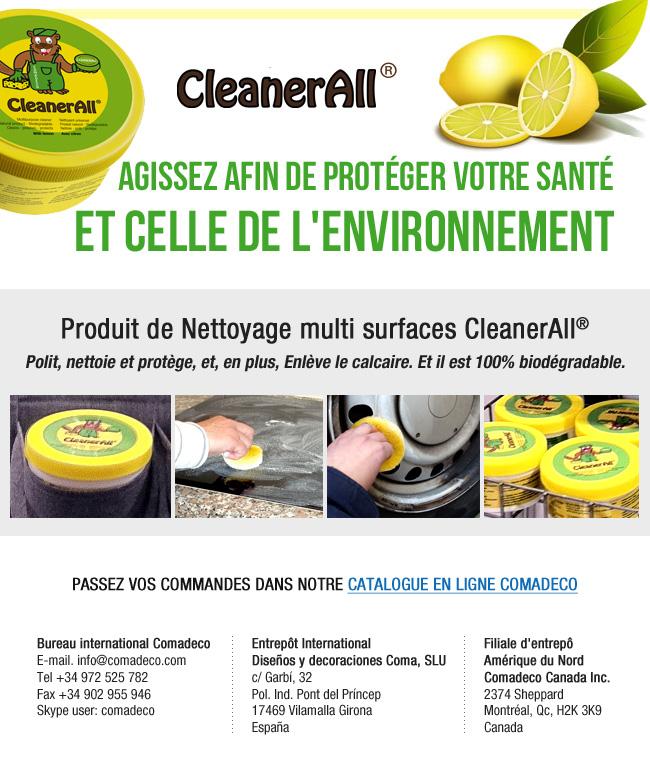 CleanerAll: Vegan et écologique
