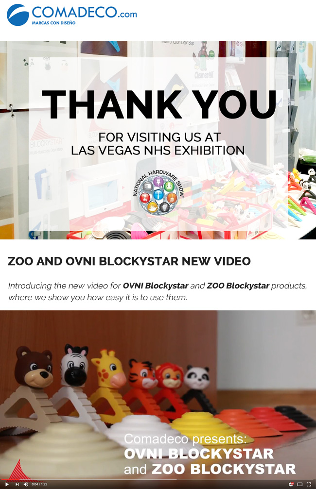 THANK YOU for visiting us at Las Vegas NHS exhibition