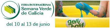 del 10 al 13 de Junio, Semana Verde de Galicia