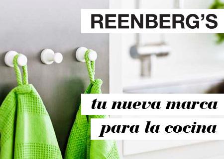 Nueva marca Reenberg's