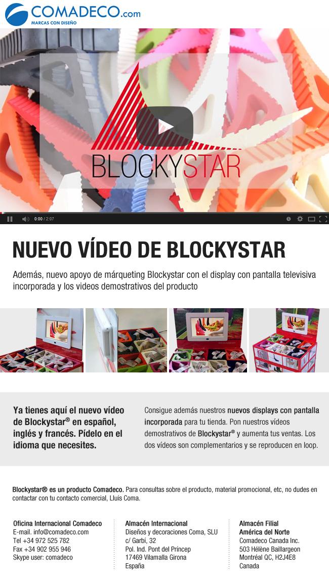 Nuevo vídeo de Blockystar
