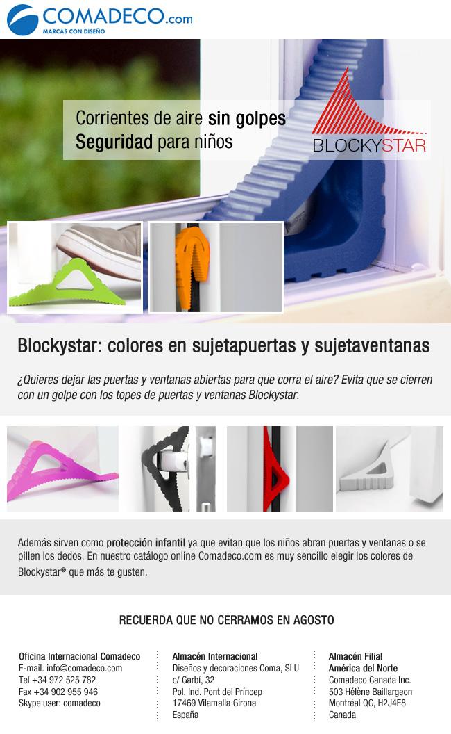 Blockystar: seguridad