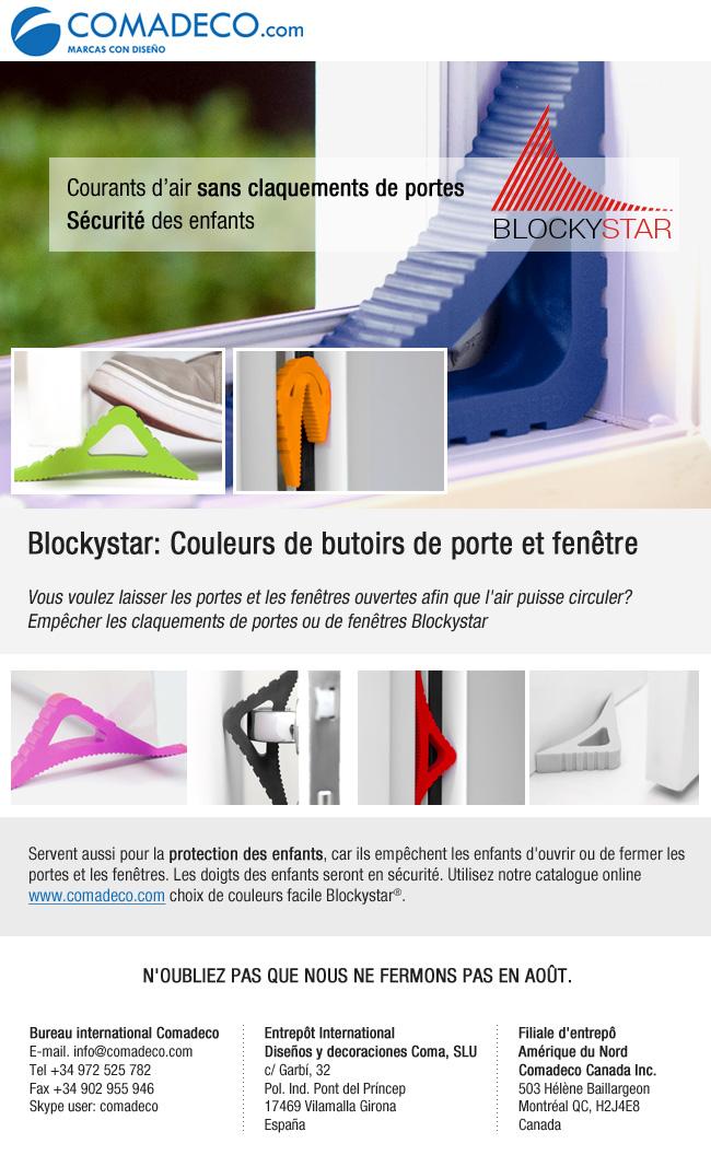 Blockystar: sécurité